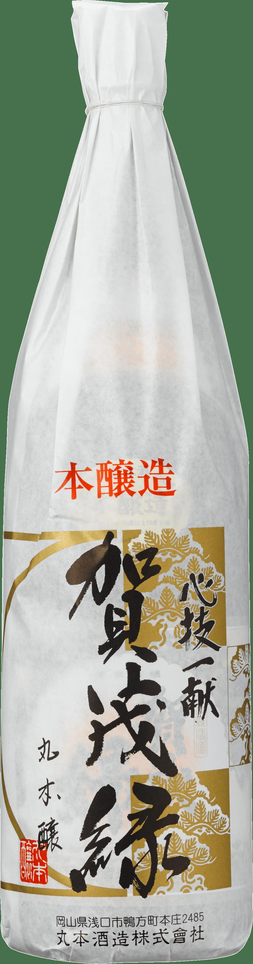 賀茂緑 本醸造